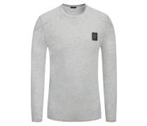 T-Shirt, Langarm, Trenham in Grau für Herren
