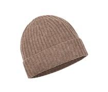 Mütze (Braun) von Tom Rusborg