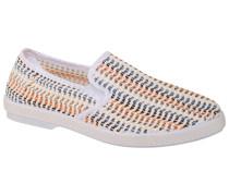 Loafer aus reiner Baumwolle