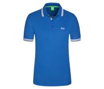 Poloshirt, Paddy, Regular Fit in Blau für Herren