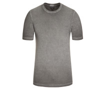 T-Shirt, Trafford in Grau für Herren