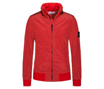 Freizeitjacke, Nylon Metal/Tyvek Shield in Rot für Herren