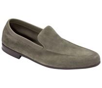 Hochwertiger Loafer Veloursleder