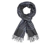 Schal mit Glencheck-Muster, aus reinem Kaschmir