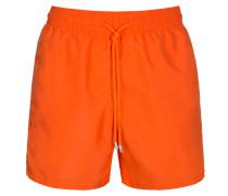 Badehose, Moorea in Orange für Herren