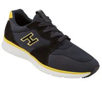Sneaker, New Sneaker H Flock in Blau für Herren