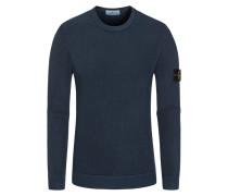 Sweatshirt, Slim Fit in Blau für Herren