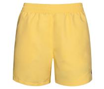 Badehose in Gelb für Herren