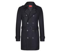 Mantel, Manino 2 in Schwarz für Herren