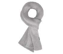 Schal in H-grau für Herren
