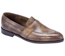 Hochwertiger Loafer mit 'Penny Strap'