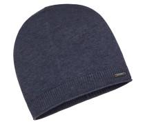 Mütze, Kapino in Blau für Herren