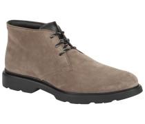 Desert Boot in Velours-Leder in Beige