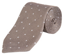 Krawatte in Beige für Herren