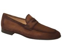 Loafer Veloursleder
