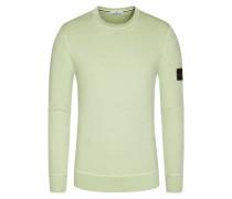 Sweatshirt, Slim Fit in Gruen für Herren
