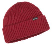 Mütze in Rot für Herren