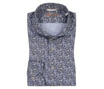 Freizeithemd im Paisley-MusterFitted Body