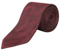 Krawatte in Rot für Herren