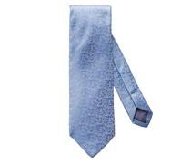 Krawatte aus Seide Hell