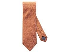 Krawatte mit Rosen-Struktur