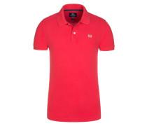 Poloshirt, Slim Fit in Rot für Herren