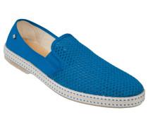 Slip On Sneaker in Blau für Herren