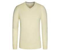Pullover in Gelb für Herren