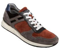 Sneaker, Basso in Rot für Herren