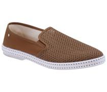 Loafer im Strickmuster
