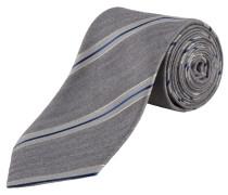 Krawatte in Grau für Herren