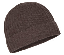 Mütze in Braun für Herren