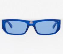 Shield Rectangle Sonnenbrille