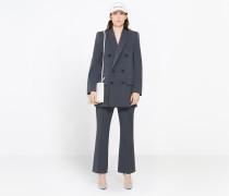 Blazer mit Couture-Schultern