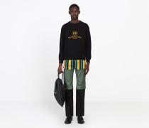 BB Balenciaga Mode Pullover mit Rundhalsausschnitt