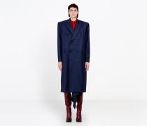 Kastenförmiger, zweireihiger Mantel