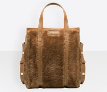 Bazar Shearling Shopper XS