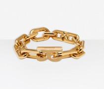 B Chain Dünnes Armband