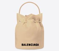 Wheel XS Drawstring Bucket Bag
