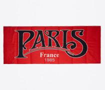 Wattierter Schal Paris 1987
