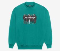 Real  2 Rundhalspullover Sweater