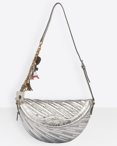 Souvenir Bag XS mit Metallic-Effekt
