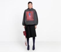Übergroßer Photoshoot-Pullover