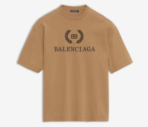 Balenciaga Paris Regular Fit T-shirt