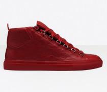 ohe  Sneakers mit Glanzeffekt