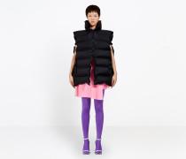 Aufblasbare Jacke mit Reißverschluss