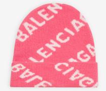 Allover Logo Mütze