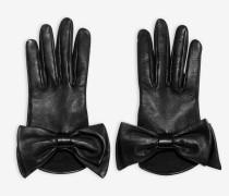 Bow Handschuhe