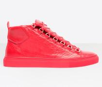 Hochgeschlossene Sneakers
