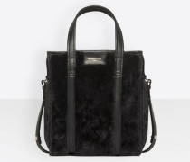 Shearling Shopper